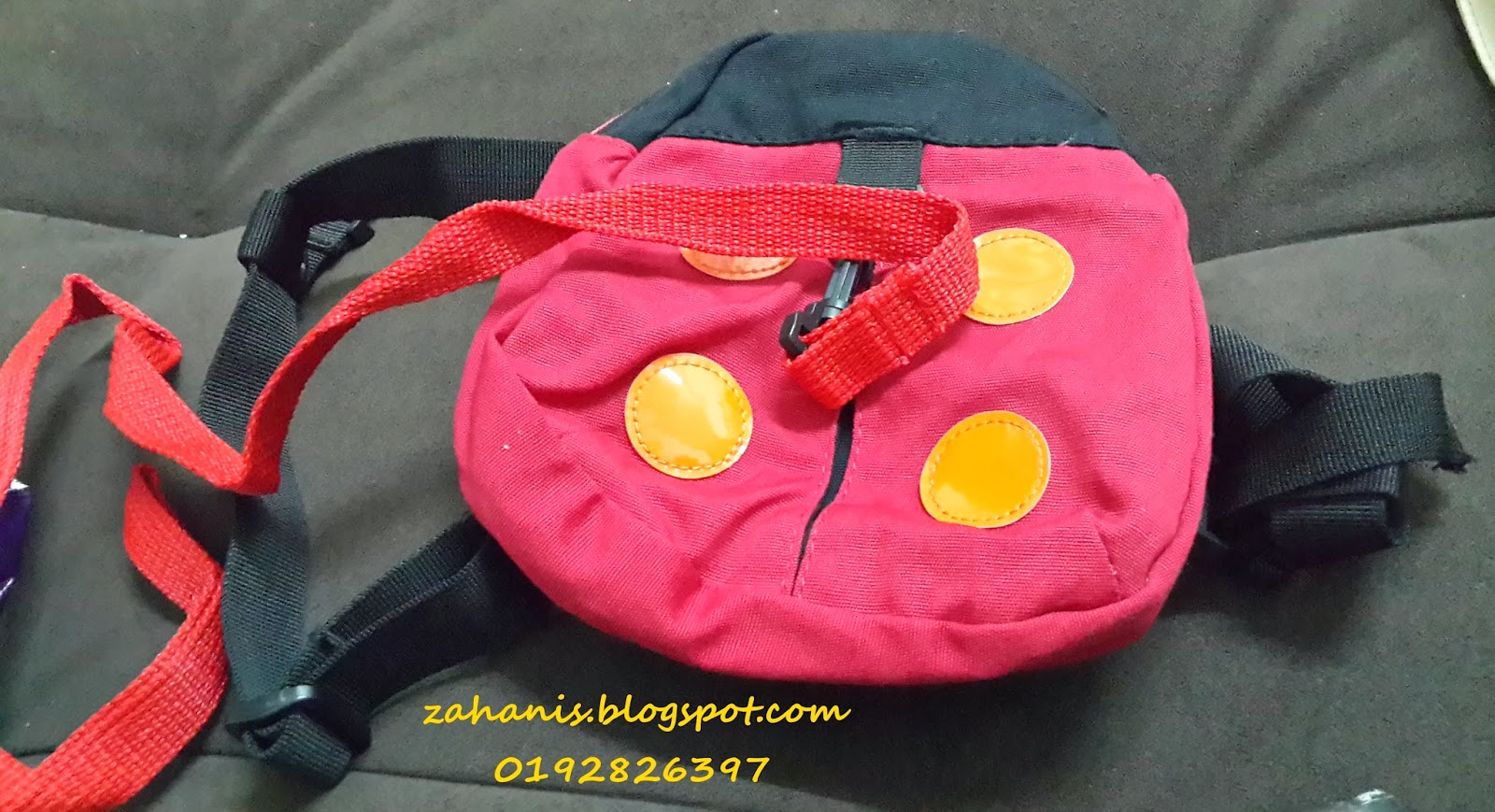 safety harness bag for kids