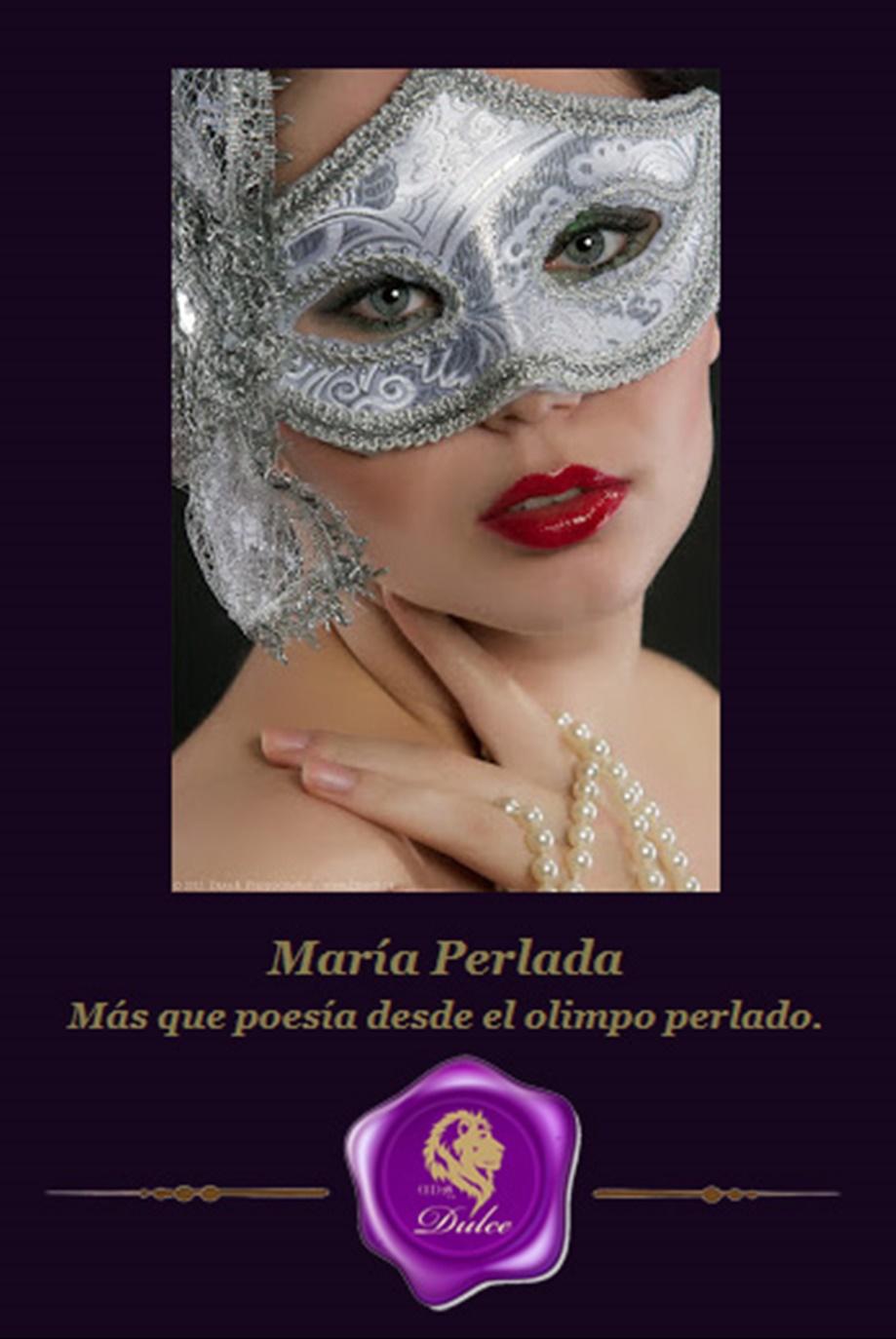 María Perlada - Más que poesía desde el olimpo perlado