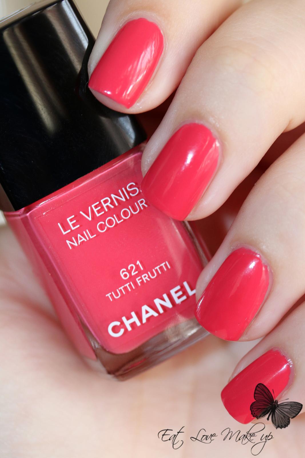 Chanel Le Vernis 621 Tutti Frutti