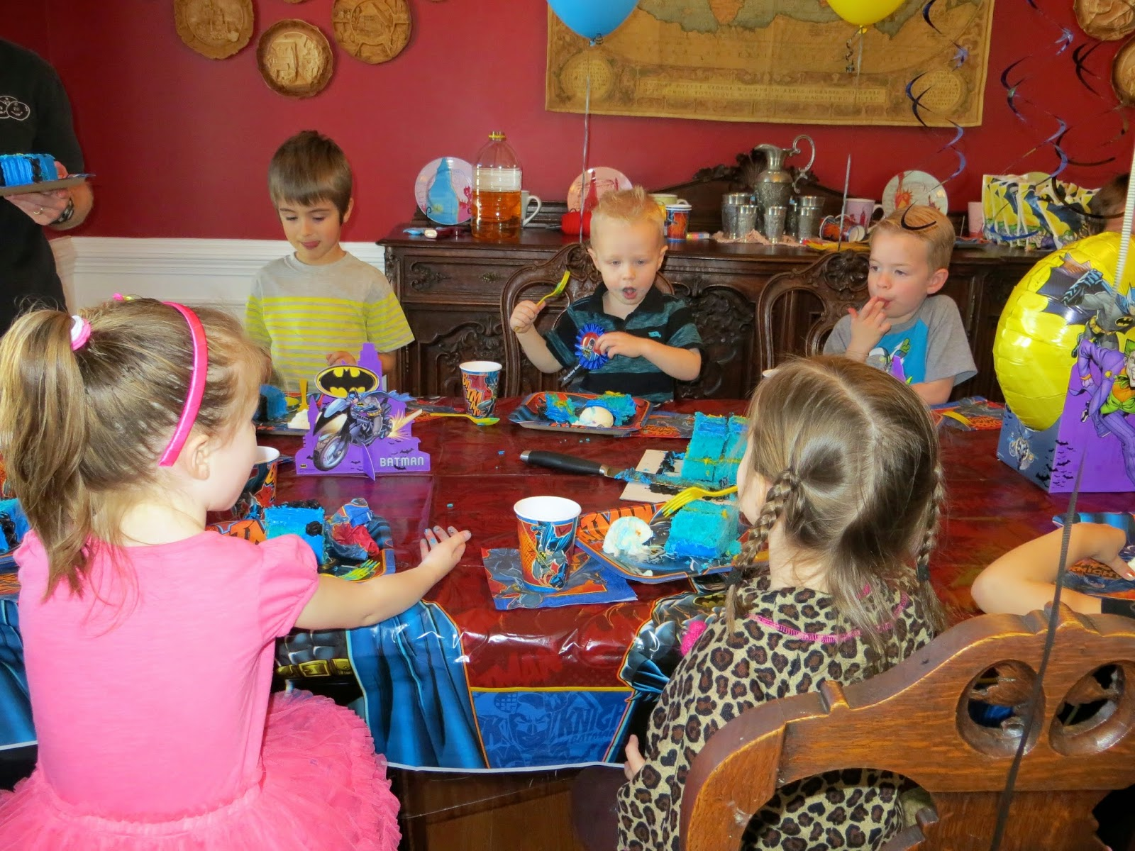 Welcome to the Krazy Kingdom: Craiger's 3rd Birthday Party ...
