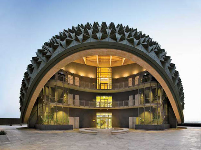 Architecture now and the future masdar institute by for Masdar abu dhabi