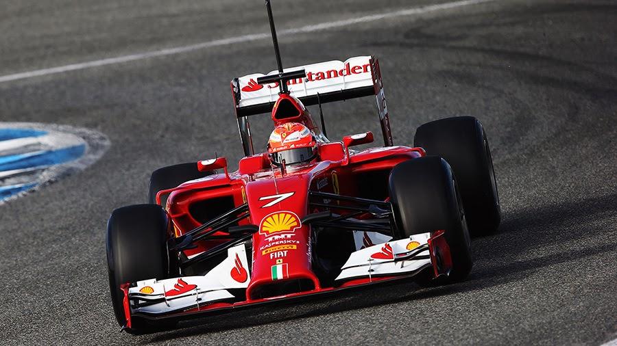 Fastest Ferrari 2014 4