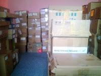 gudang stock barang