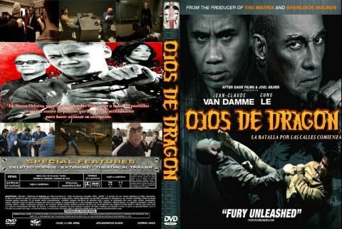Ojos De Dragon Dragon Eyes DVDR Latino 2012 Acción 4S - UL