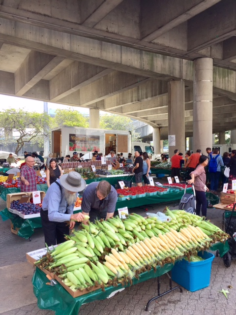 Roosevelt Island Saturday Farmers Market Moving To Good Shepherd Plaza