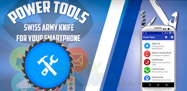Power Tools v1.0 Apk Miki