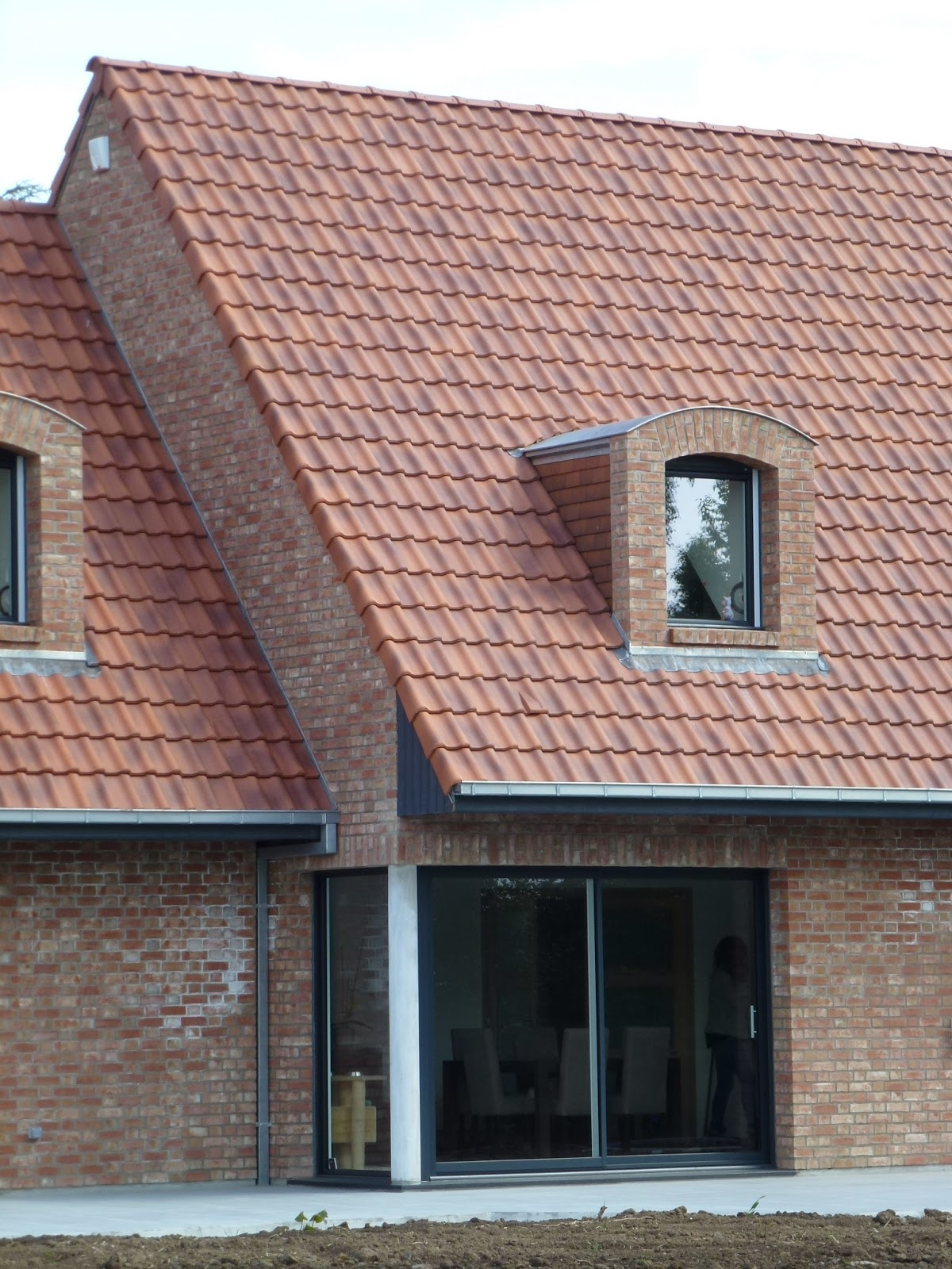 Maison individuelle wervicq sud 59 agence delannoy for Delannoy architecte
