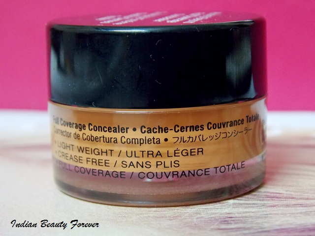 Nyx Full Cover Concealer in a Jar Orange Review, price swatches