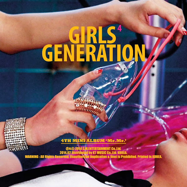 Girls Generation - Mr Mr Cover