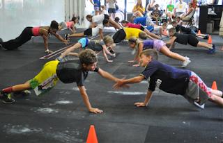Como montar as aulas de Treinamento Funcional Kids?