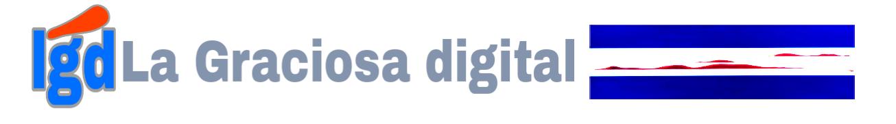La Graciosa digital