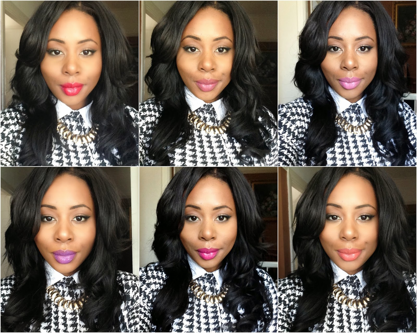 LA Girl Glazed Lip Paints Discoveries Of Self Blog