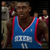 NBA 2K13 Unlock New Jerseys Philadelphia Sixers Christmas Jersey