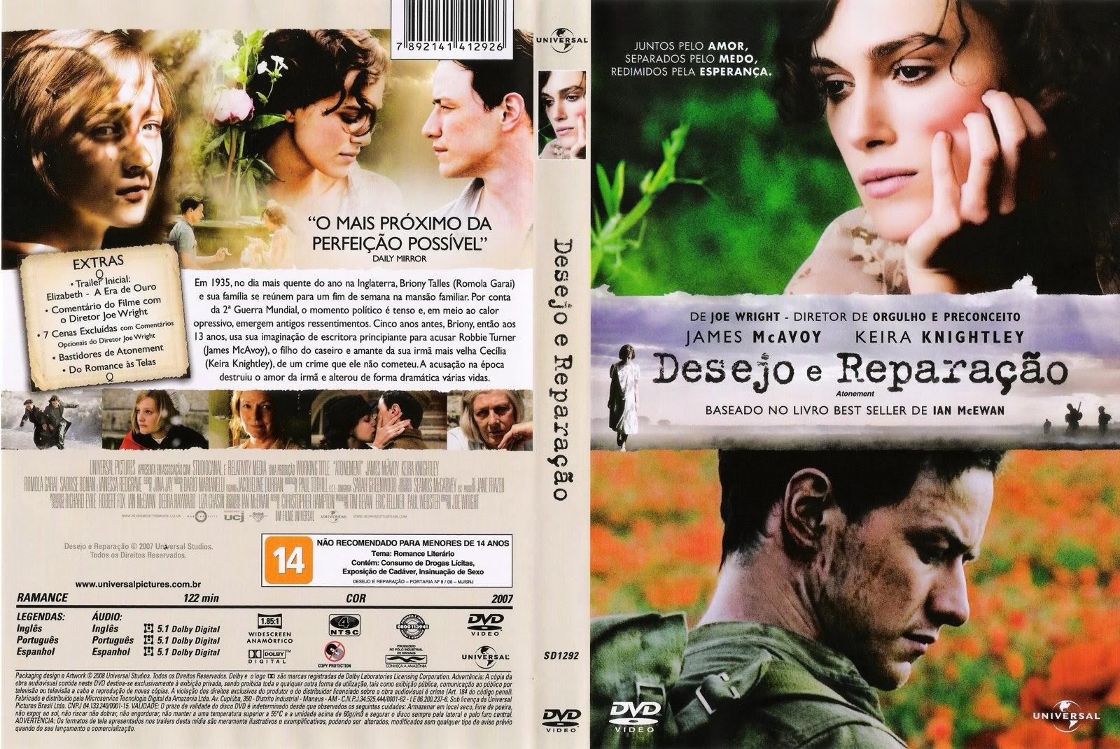 1071º - DESEJO E REPARAÇÃO (2007)