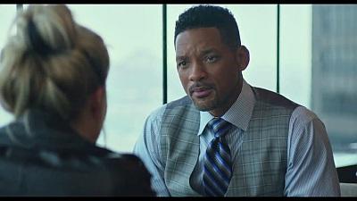 Focus (2015 / Movie) - TV Spot 'Falling' - Screenshot