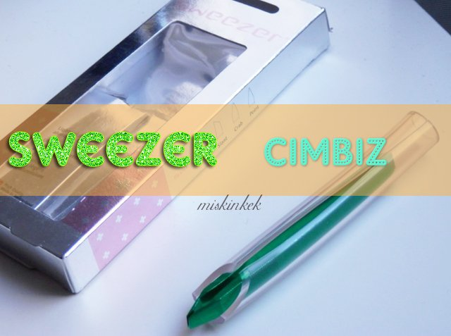Rubis Sweezer Tweezer Cimbiz