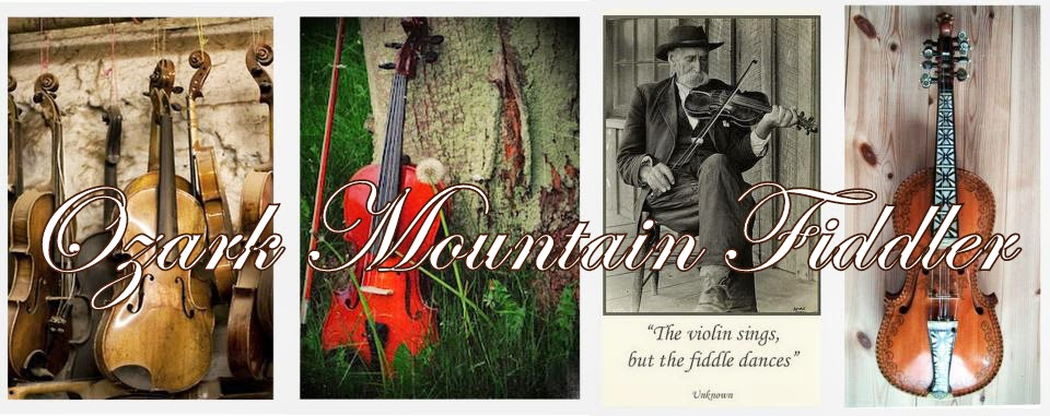 Ozark Mountain Fiddler