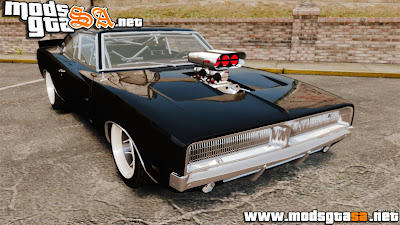IV - Dodge Charger 1969