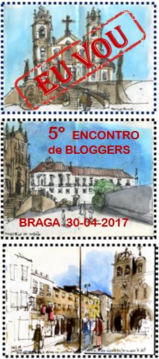 5º. e próximo Almoço dos Bloggers é em Braga, na cidade dos Arcebispos !!!