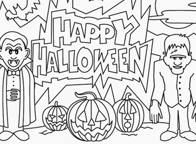 Elmo Halloween Coloring Pages Other Kids Coloring Pages Happy