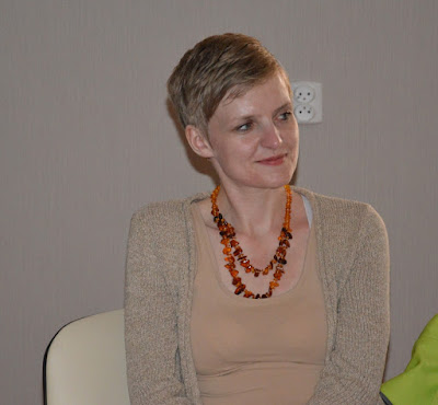 Spotkanie autorskie z Moniką A. Oleksą