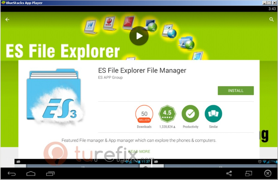 android search how to files