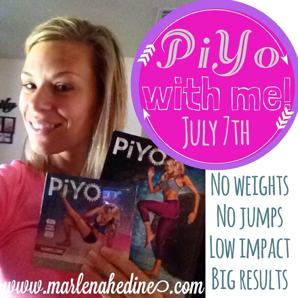 Exclusive Piyo Challenge Group