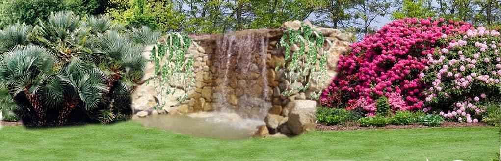 Creation cascade bassin jardin free bassin intgr dans une for Exterieur nuit lavilliers