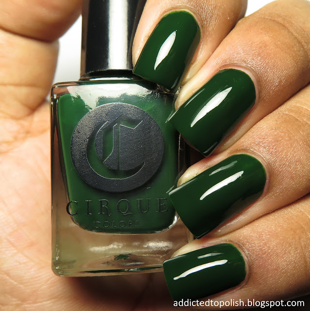 cirque colors metropolis collection october 2015 McKittrick