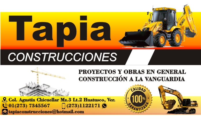 """Tapia"" Construcciones"