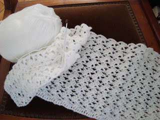 Le chiacchere di simo ricamo maglia uncinetto e - Mantas de ganchillo faciles ...
