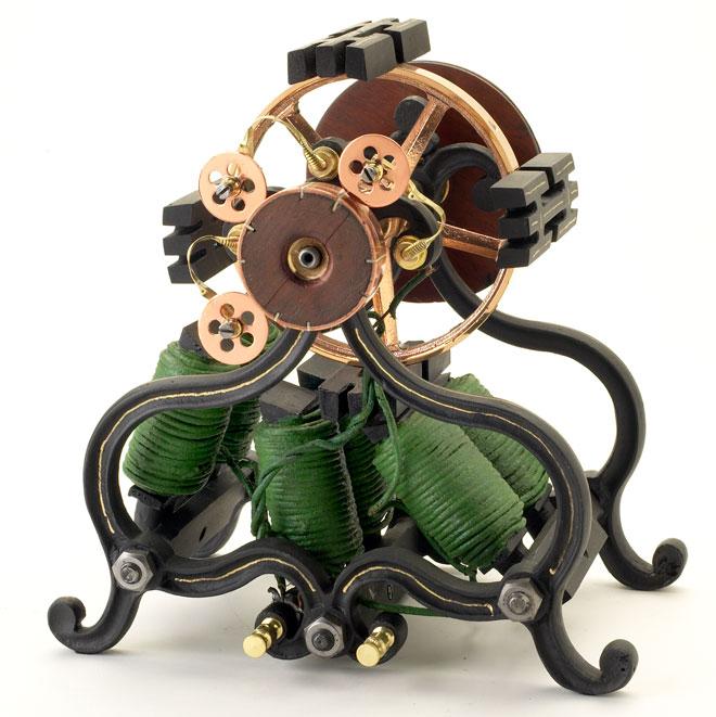 Modelos de patentes para inventos del siglo XIX