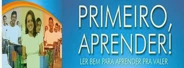 PRIMEIRO APRENDER
