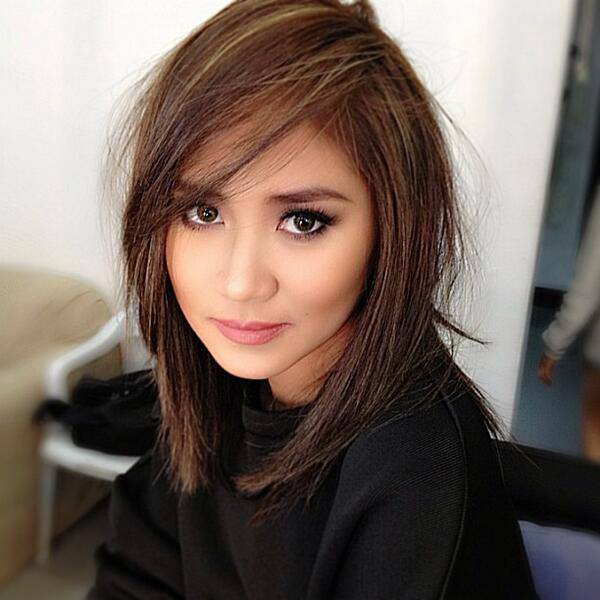 Katanya Menarik: Sarah Geronimo Sports A New Hair-do