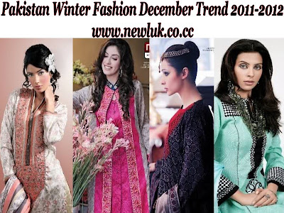 Pakistani Fashion Dresses 2011 on Pakistan Winter Fashion December Trend 2011 2012   Ladies Salwar