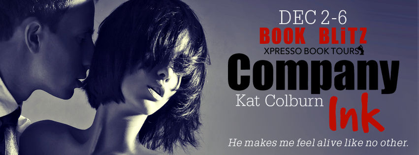 Company Ink Book Blitz