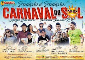 Carnaval do Sol -- Adega Balneário