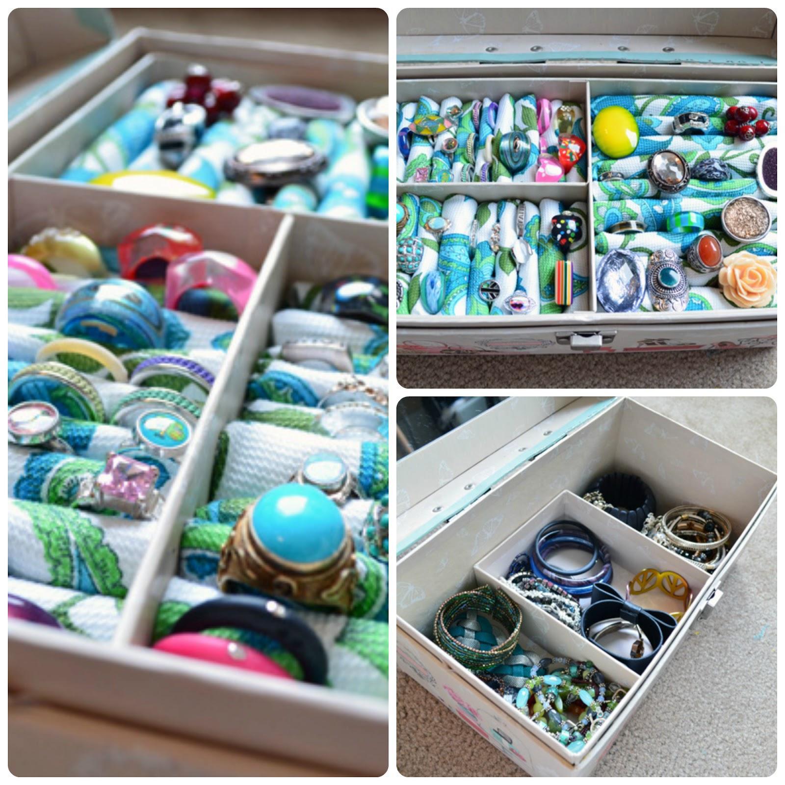 organizing rings