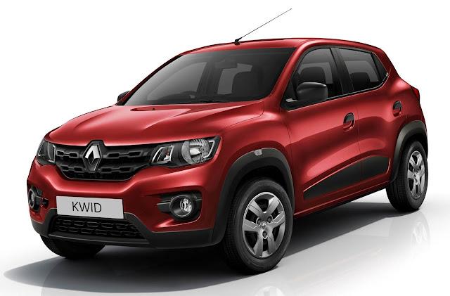 Novo Renault Clio 2016 - Renault Renault Kwid
