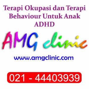 Terapi Okupasi dan Terapi Behaviour Untuk Anak ADHD