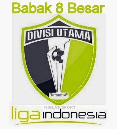 Jadwal & Hasil Pertandingan PSCS Cilacap Vs Persis Solo, Babak 8 Besar Divisi Utama 2014