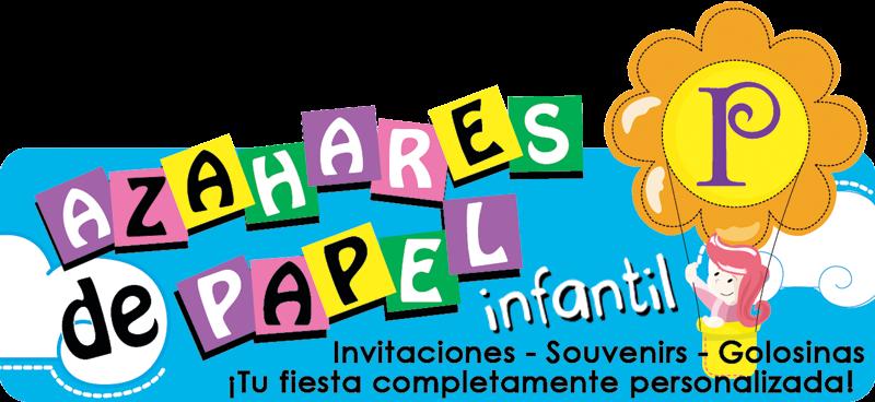 .: Azahares de Papel - Infantil :.