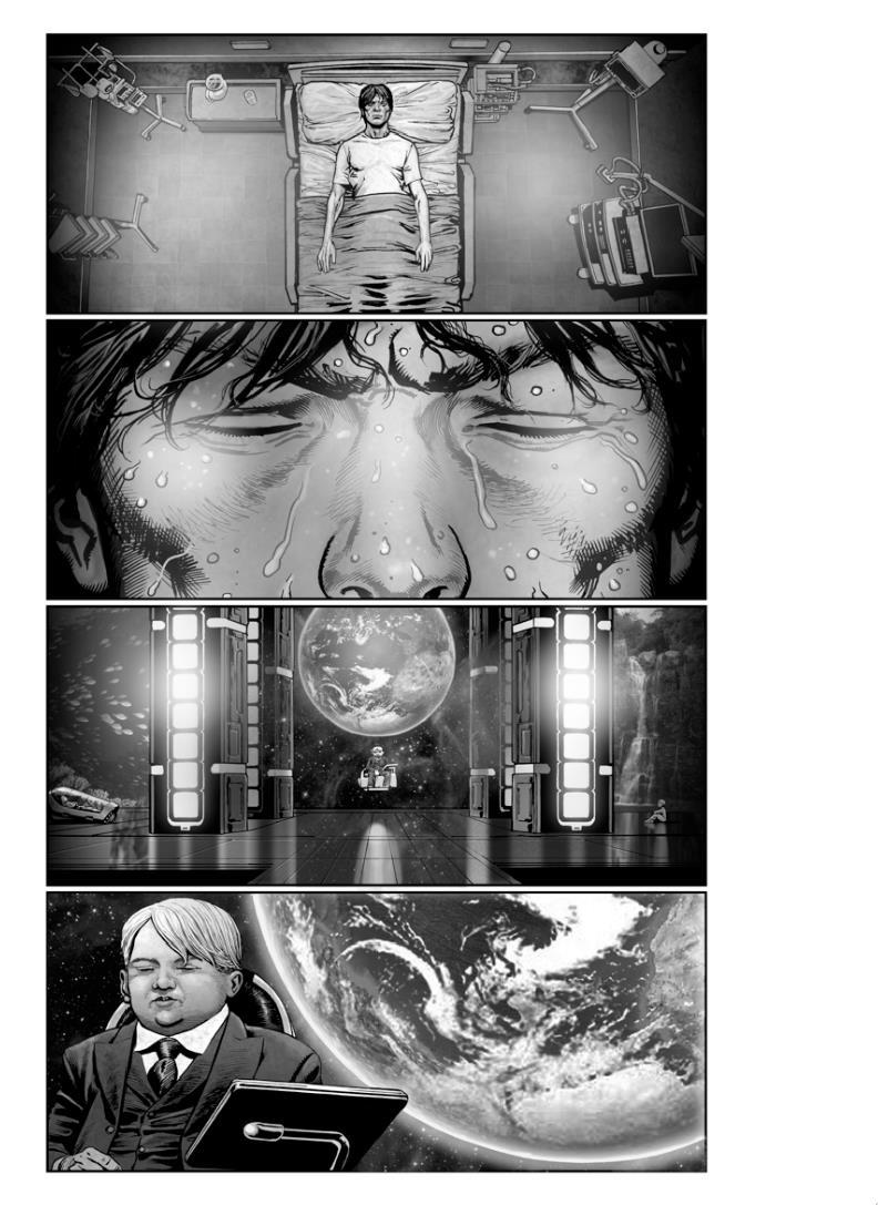 Akira%2BTetsuo%2BHospital Akira Storyboards Showing Tetsuo Posted Online