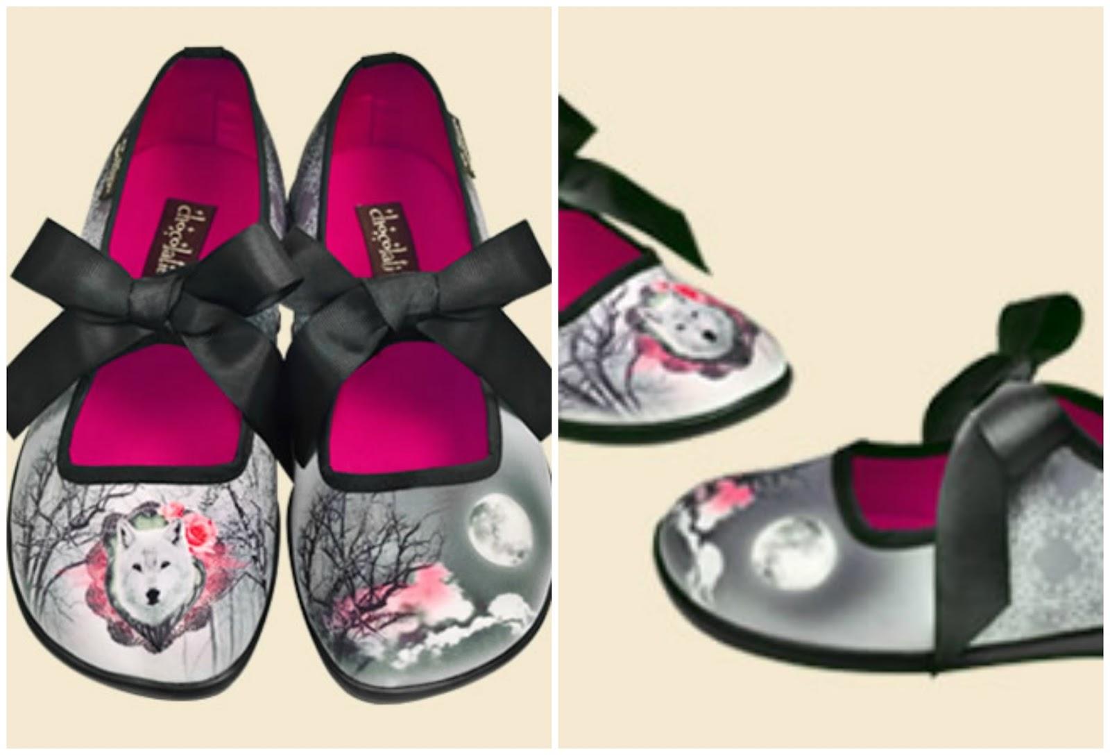 Hot Chocolate Design Shoes Uk Stockists