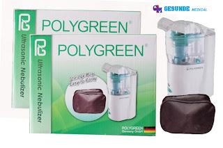 Harga Nebulizer Polygreen