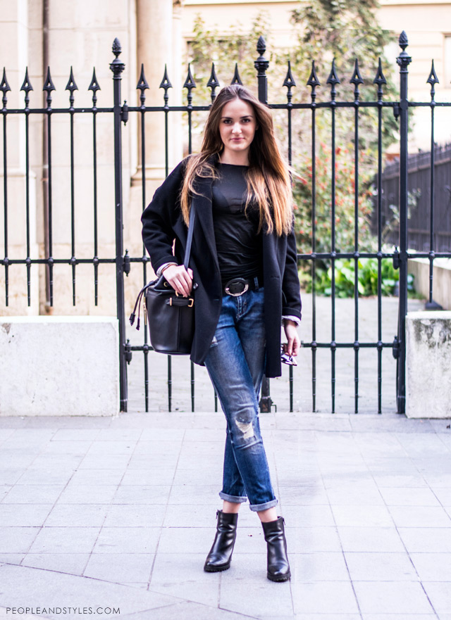 Autumn Street Fashion Chic Details And Gorgeous Girls People Styles