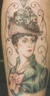 Tatuagens nossa senhora