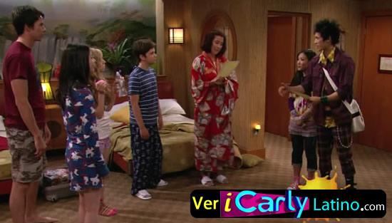 iCarly 2x05 2x06 2x07