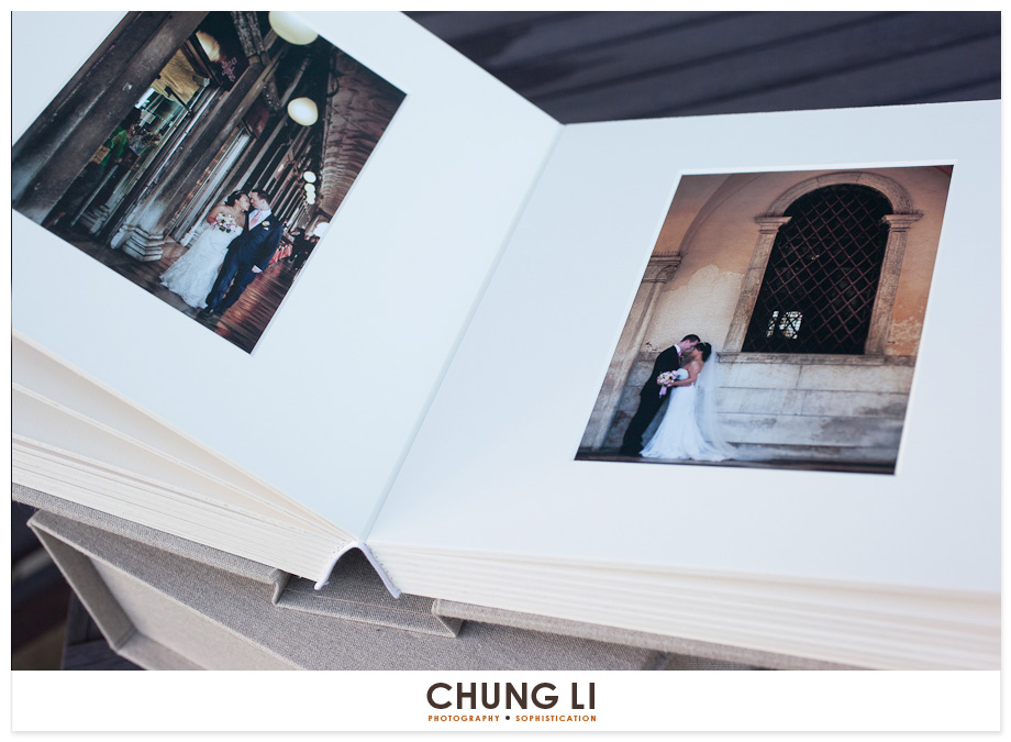 san francisco cypress wedding album photographer