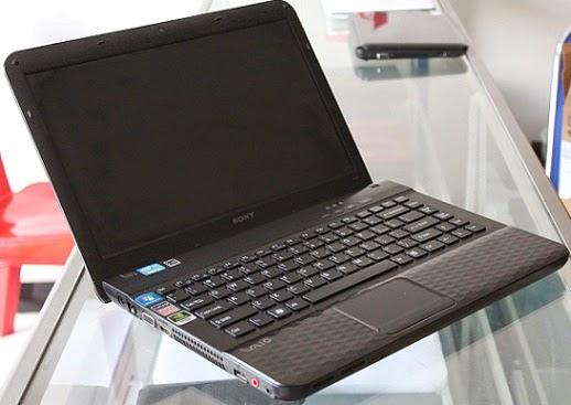 Jual Laptop Gaming 2nd Sony Vaio VPCEG38FG